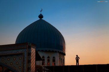 Крыши Душанбе