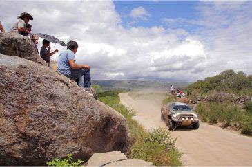 Ралли Дакар. Аргентина