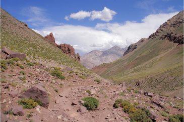 Горные тропинки. Аргентина