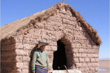 Скромная сельская церквушка. Аргентина
