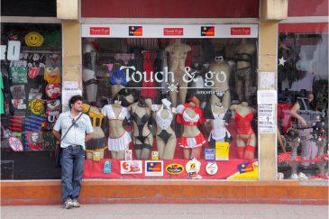 На улицах города Сальта. Аргентина