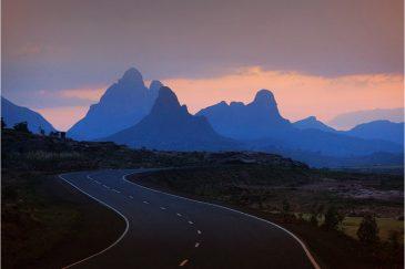 Дороги северной Эфиопии
