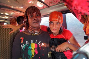 Племя Хамер. Эфиопия