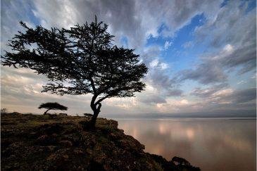 Просторы озера Лонгано