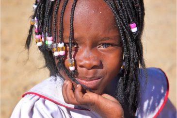 Дети Мозамбика