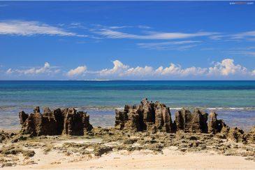Коралловые берега острова Мозамбик