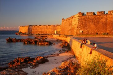 Крепость Сао Себастьяо (остров Мозамбик)