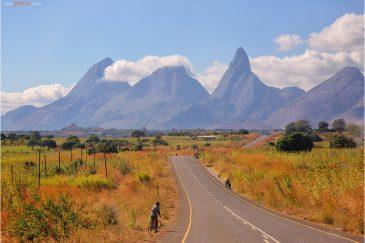 Пейзажи Мозамбика