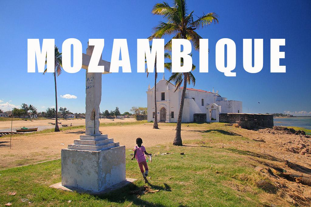 Фото Мозамбик