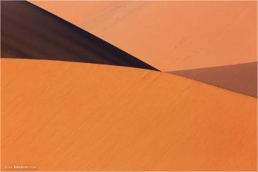 Геометрия пустыни Намиб