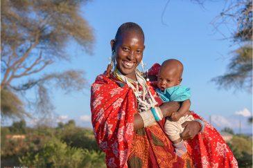 Масаи северной Танзании