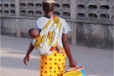 Непростая жизнь танзанийский женщин
