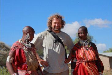 Девушки масаи
