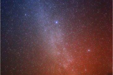 Африканское небо