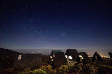 Горный приют на склоне Килиманджаро