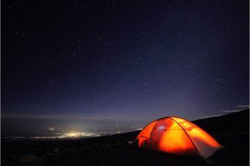 Ночь на склоне Килиманджаро