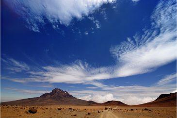 По пути на вершину Килиманджаро