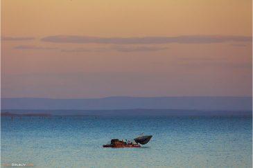 Зака на озере Кариба. Замбия