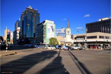 Хараре - столица Зимбабве