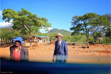 Одежда в Зимбабве