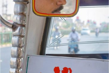 Авторикша в Джодхпуре