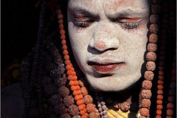 Загадочные персонажи Кумбха-Мелы. Индия