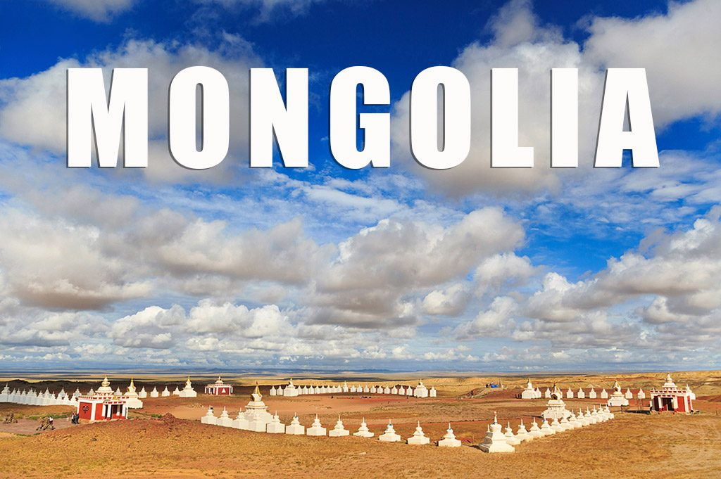 Фото Монголии