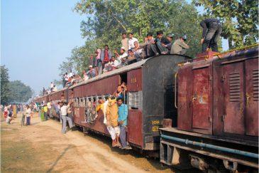 Поезд Джанакпур-Джанагар