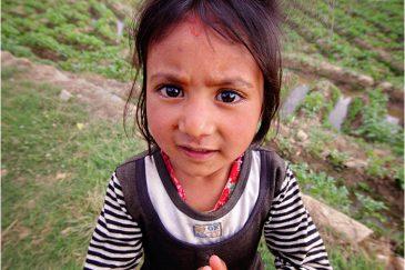 Намасте... Где-то в долине Катманду
