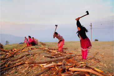 Непростая жизнь непальских женщин