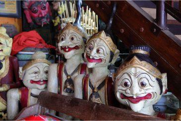 Персонажи индонезийских сказок
