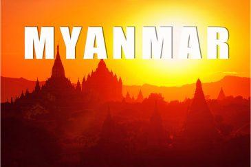 Фотографии Мьянмы