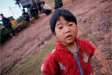 Жители бирманской глубинки
