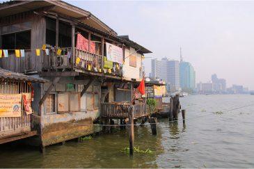Бангкок старый и новый