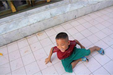 Игры на улицах Бангкока