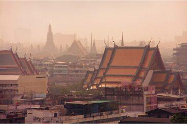 Крыши Бангкока