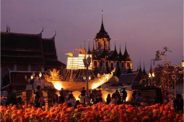 Праздничный Бангкок