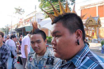 Тайские панки...
