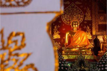 Тишина и золото тайских храмов. Чианг Май