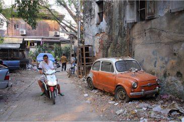 Улочки старого Бангкока