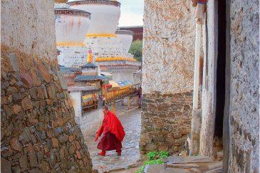 Монастырь Ташилунпо в Шигатзе