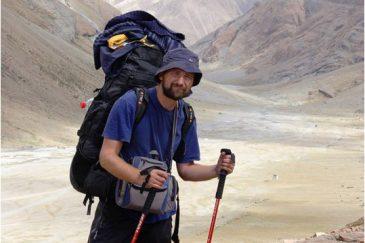 Трехдневный поход вокруг горы Кайлас