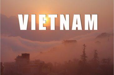 Фотографии Вьетнама