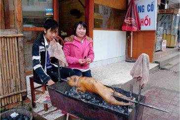 Вьетнамцы очень любят свиней