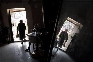 Отражения в тбилисском храме Метехи