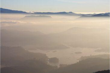 Утро в окрестностях горы Шри Пада