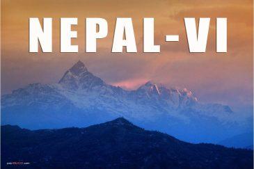 Фото Непала. Шестая поездка