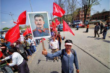 Сталин - вождь непальских коммунистов