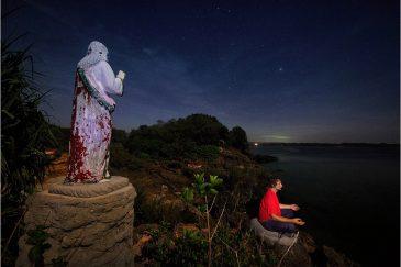 Звезды над островом Гуимарас