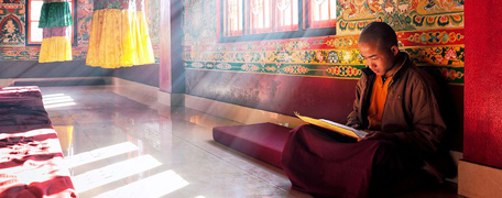 buddhist-monk